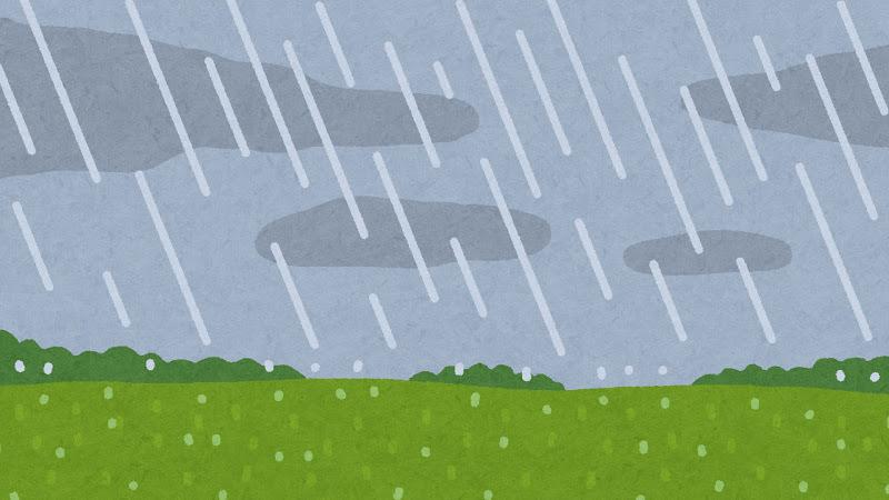 田舎に住んでる人「……雨の匂いがする」ワイ「……!」