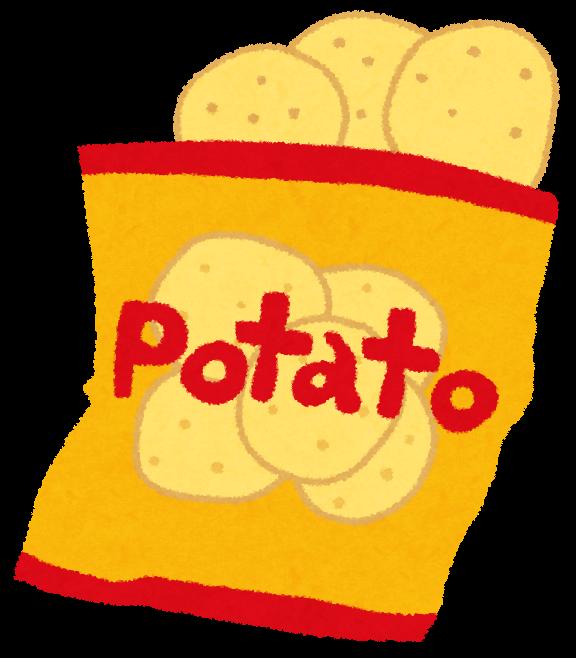 【悲報】ポテトチップスの袋、開かない…